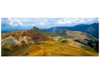 Obraz pohoří (F000517F10040)