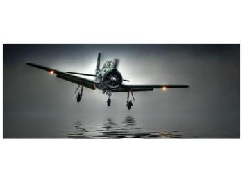 Obraz letadla  (F001593F10040)