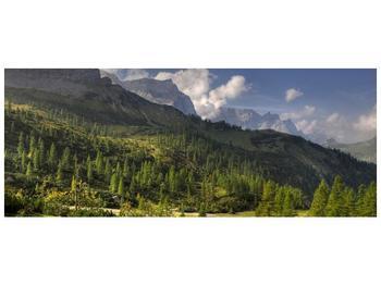 Krásný obraz hor (F001632F10040)