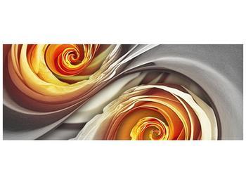 Abstraktní obraz - spirál (F001693F10040)
