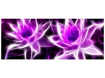 Moderní obraz květin (F001725F10040)