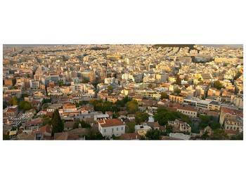 Obraz rozsáhlého města  (F002955F10040)