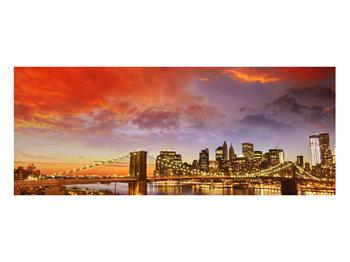 Tablou cu podul Brooklyn (K011278K10040)
