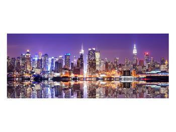 Obraz mrakodrapů (K011287K10040)
