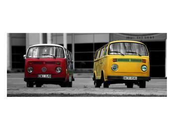 Obraz starých vozidiel (K011401K10040)