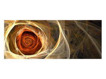 Moderní obraz růže (K011479K10040)