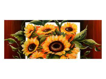 Tablou cu floarea soarelui (K011496K10040)
