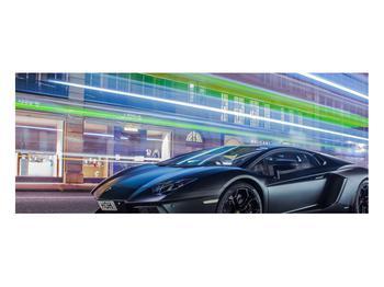Tablou cu mașina rapidă (K011702K10040)