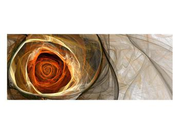 Tablou modern cu trandafir (K011863K10040)