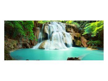 Obraz řeky s vodopády (K011969K10040)