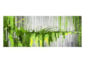 Abstraktní obraz - malba (K014961K10040)