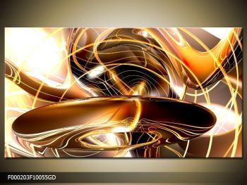 Moderný sklenený obraz F000203F10055GD (F000203F10055GD)