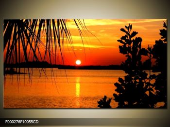 Obraz západu slunce (F000276F10055GD)