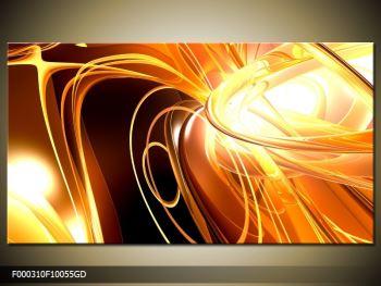 Moderný sklenený obraz F000310F10055GD (F000310F10055GD)