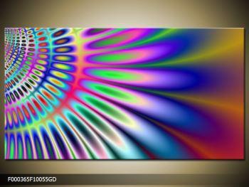 Moderný sklenený obraz F000365F10055GD (F000365F10055GD)