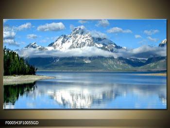 Obraz hory (F000543F10055GD)