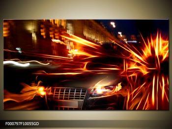 Obraz jedoucího auta (F000797F10055GD)