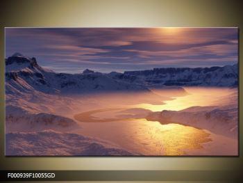 Krásný obraz zimní krajiny (F000939F10055GD)