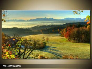 Krásný obraz podzimní krajiny (F001043F10055GD)