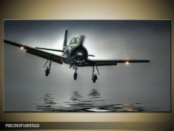 Obraz letadla  (F001593F10055GD)