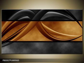 Dvoubarevný obraz chapadel (F002027F10055GD)