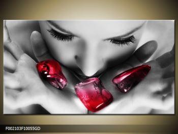 Moderný sklenený obraz F002103F10055GD (F002103F10055GD)