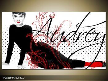 Obraz - Audrey Hepburn (F002154F10055GD)