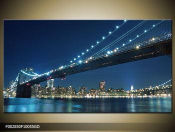 Moderný sklenený obraz F002850F10055GD (F002850F10055GD)