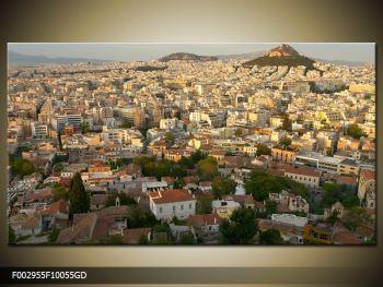 Obraz rozsáhlého města  (F002955F10055GD)