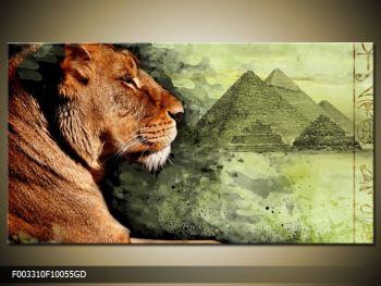 Moderný sklenený obraz F003310F10055GD (F003310F10055GD)