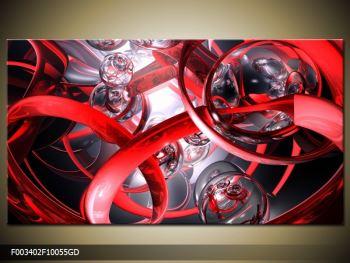 Moderný sklenený obraz F003402F10055GD (F003402F10055GD)