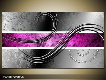 Moderný sklenený obraz F004868F10055GD (F004868F10055GD)