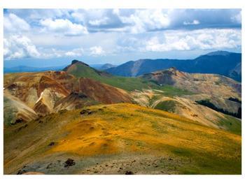 Obraz pohoří (F000517F10070)