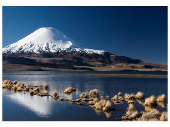 Obraz zasněžené hory (F000974F10070)