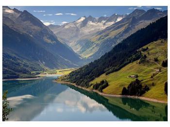 Obraz horského údolí (F001494F10070)