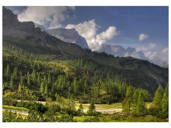 Krásný obraz hor (F001632F10070)
