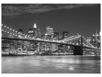 Moderní obraz - New York (F001800F10070)