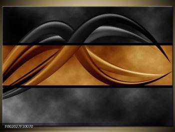 Dvoubarevný obraz chapadel (F002027F10070)