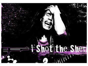 Obraz Bob Marley (F002162F10070)