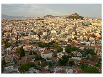 Obraz rozsáhlého města  (F002955F10070)