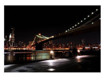 Tablou cu podul Brooklyn (K010844K10070)