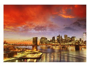 Tablou cu podul Brooklyn (K011278K10070)