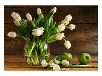 Obraz tulipánů ve váze (K011364K10070)