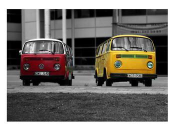 Obraz starých vozidiel (K011401K10070)