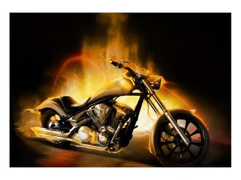 Tablou cu motocicleta (K012329K10070)