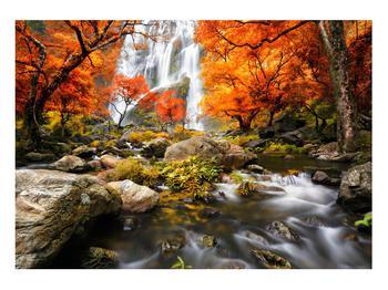 Obraz podzimní krajiny (K012335K10070)