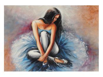 Obraz baletky (K012736K10070)