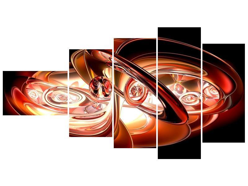 Moderní abstraktní obraz (F000227F11060)