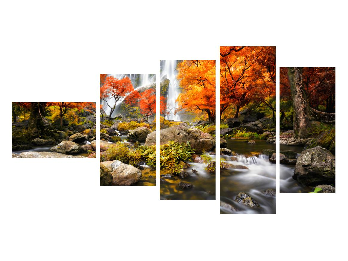 Slika jesenskog krajolika (K012335K11060)