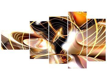 Moderní abstraktní obraz (F000168F11060)